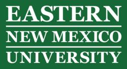 Eastern New Mexico University's School Logo