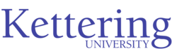 Kettering University's School Logo