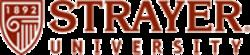 Strayer University's School Logo