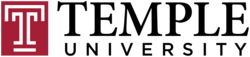 Temple University's School Logo