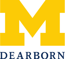University of Michigan-Dearborn's School Logo