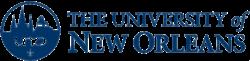 University of New Orleans's School Logo